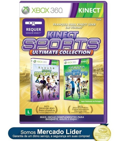 Kinect Sports Ultimate Collection Original Para Xbox 360