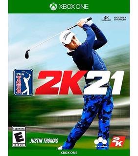 ..:: Pga Tour 2k21 ::.. Xbox One En Game Center