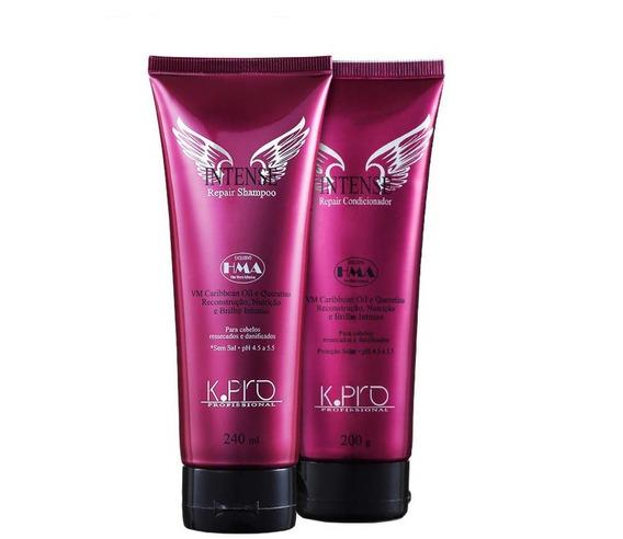 K.pro Kit Intense Repair Shampoo 240ml + Condicionador 200gr