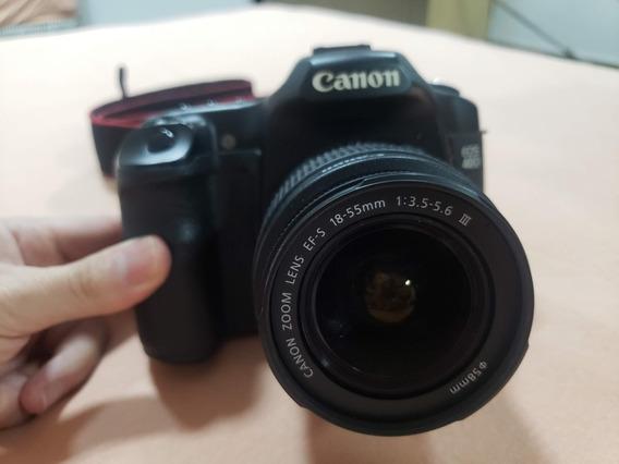 Câmera Canon 40d Com Lente