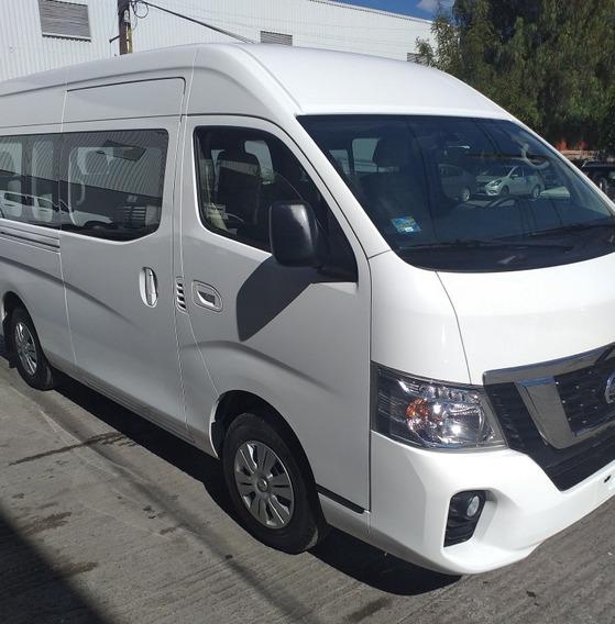 Nissan Urvan 2.5 15 Pas Ampliapack Seg Die Mt 2018