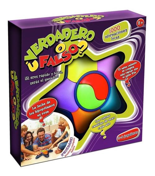 Juego De Preguntas Verdadero O Falso Para Niños Boing Toys