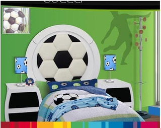 Cabecera Individual Futbol Soccer