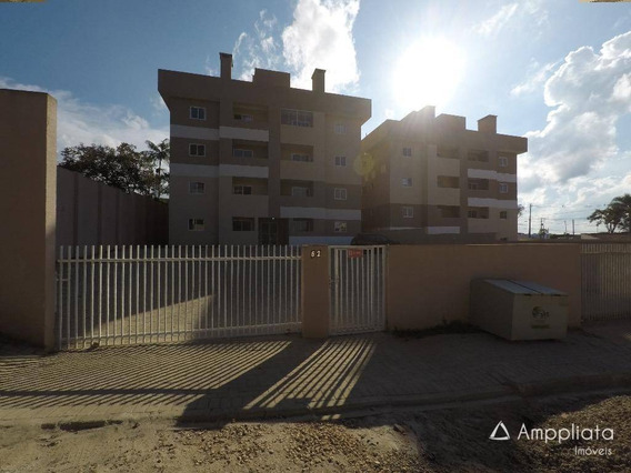 Cobertura À Venda, 75 M² Por R$ 270.000,00 - Centro - Quatro Barras/pr - Co0001
