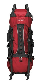 Mochila Tryon Everest Esportiva - Preto/vermelhomochila Carg