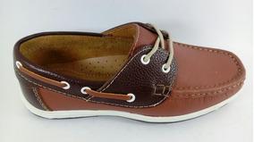 Zapatos De Niños Cuero