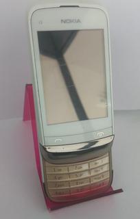 Nokia *c2-02*-*semi-novo*desbloqueado*