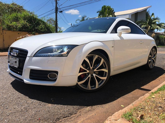 Audi Tt Coupe Branco 2013