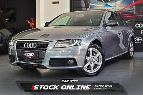 Audi A4 2.0t Fsi -2010 - 97.200km - U$d 16.000