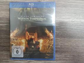 Within Temptation - Black Symphony - Blu Ray + Dvd, Importad