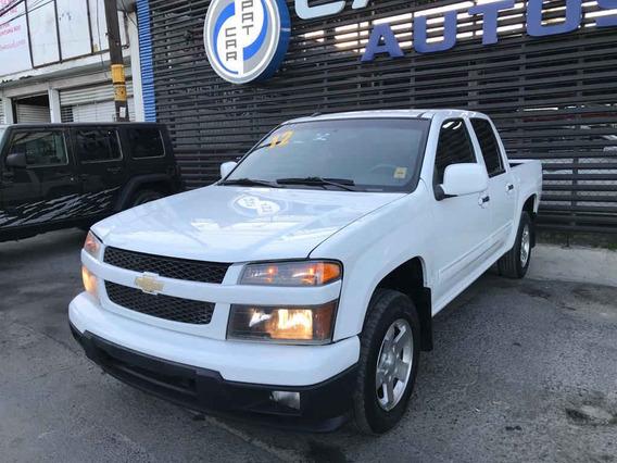 Chevrolet Colorado 2012 A 4p L4 5vel A/a 4x2 Doble Cabina