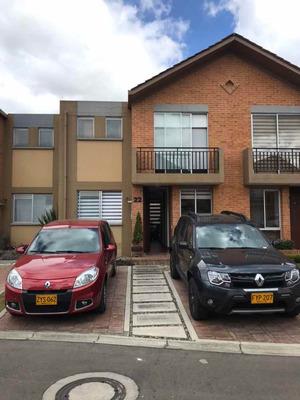 Casa En Condominio Cajica Para La Venta