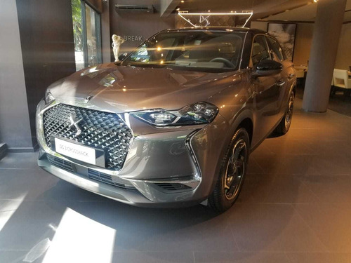 Ds 3 Crossback So Chic Pure Tech At8
