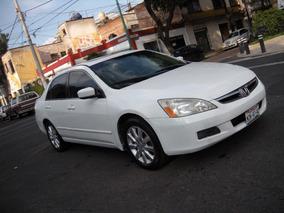 Honda Accord 2006 Aut Factura De Agencia Todo Pagado