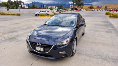 Imagen 1 de 10 de Mazda 3 2016 2.0 I Touring Sedan Mt