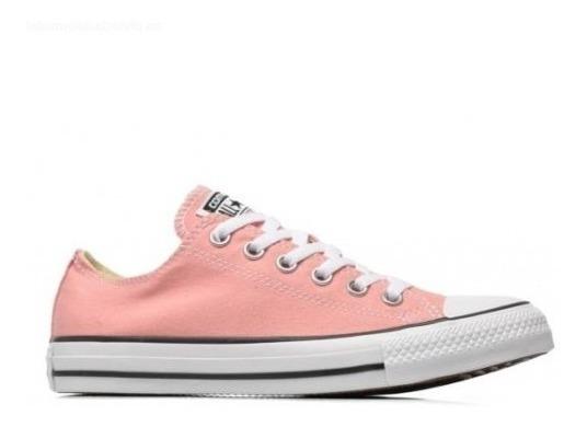 Zapatillas Converse Rosa Claro
