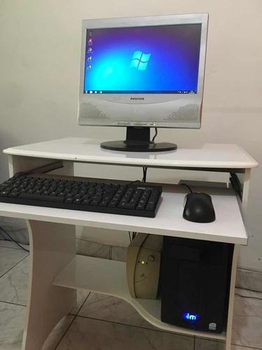 Computador Positivo Sim+ A320wr Intel Celeron 450 Windows 7