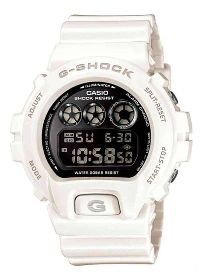 Relógio Casio G-shock Dw-6900nb-7dr + Nfe + Garantia