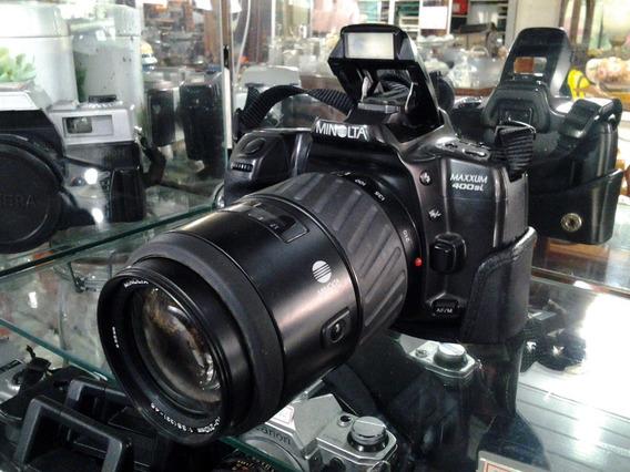 Câmera Minolta Maxxum 400 Si