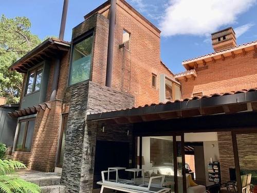 Imagen 1 de 13 de Casa En Condominio En Valle De Bravo