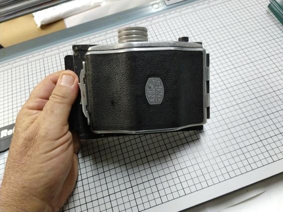 Chassis 120 Linhof Para Câmeras De Grande Formato, 6x9 Cm