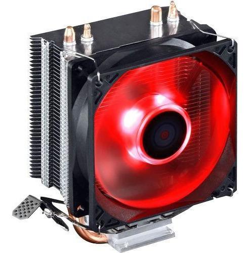 Cooler Brazilpc Bpc-gamer100 Com Cobre + Led Vermelho P/ Cpu