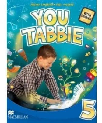 Youtabbie 5 -student´s Book With Audio Cd + E-book & Digibo