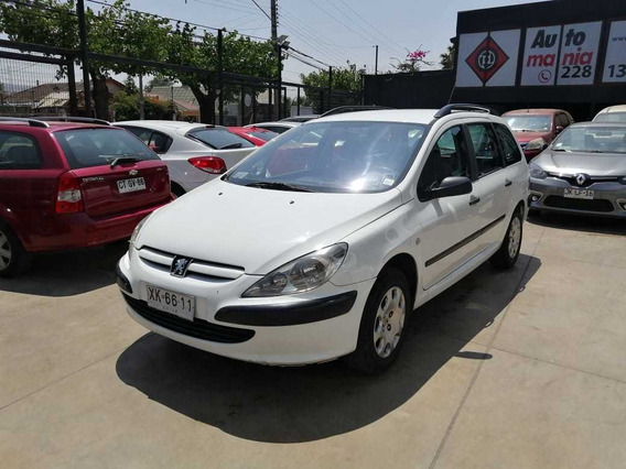 Peugeot 307 Xr Break 1.6 16v Aa