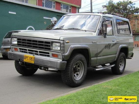 Nissan Patrol Mt 4000