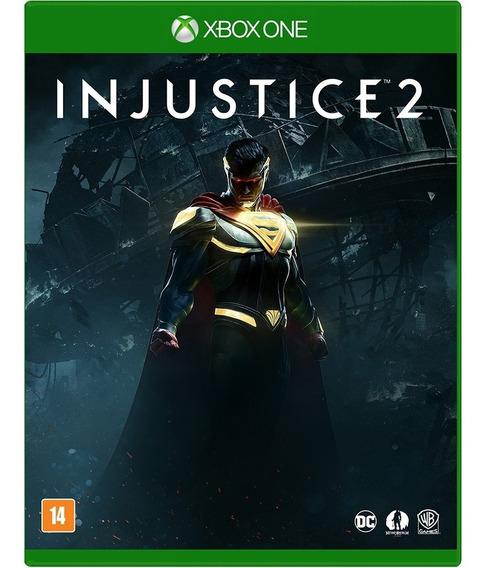 Injustice 2 Xbox One - Mídia Física Lacrado - Português
