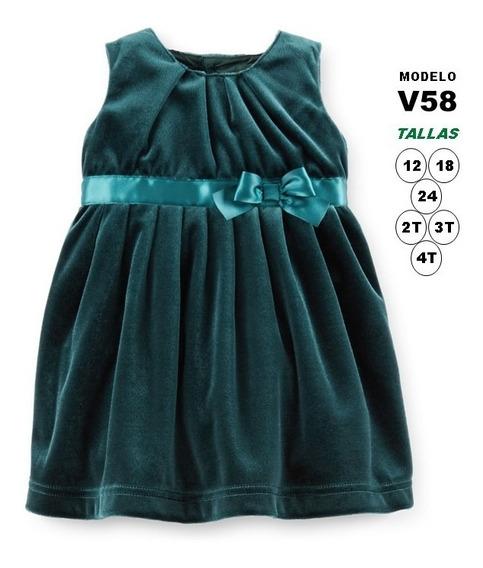 Ropa De Bebes Carters Vestidos 100% Original Tallas 12 A 4t