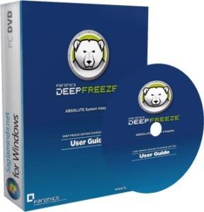 Deep Freeze Standard V8.30 + Licença