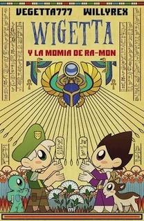Libro Wigetta Y La Momia De Ra-mon. Envio Gratis