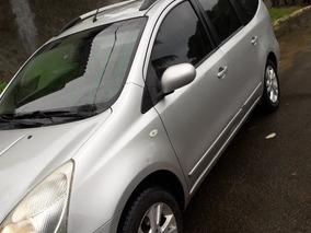 Nissan Grand Livina 1.8 Sl Flex Aut. 5p 2013