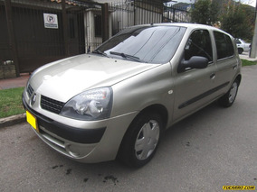 Renault Clio Cool Mt 1600cc Aa