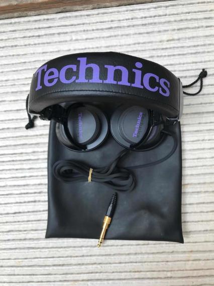 Technics Headfone! Original Em Ótimo Estado