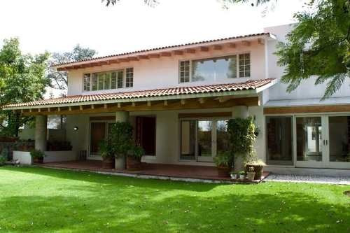 Hermosa Casa En Venta, Ocotepec / San Jeronimo Lidice
