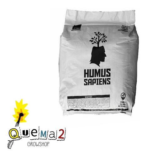 Humus Sapiens De Lombriz 2 Dm3 #quema2 Growshop