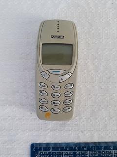 Celular Nokia 3310 Cinza Claro Cod 2889