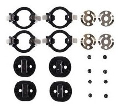 Dji Inspire 2 Montura Helices Mounting Plates Part 10