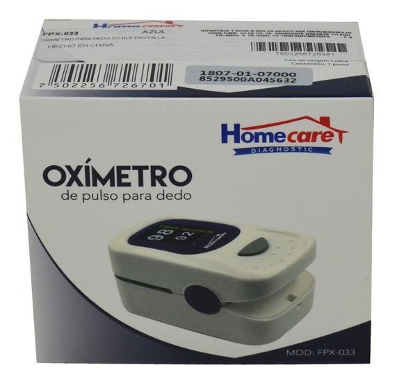 Oximetro Portatil