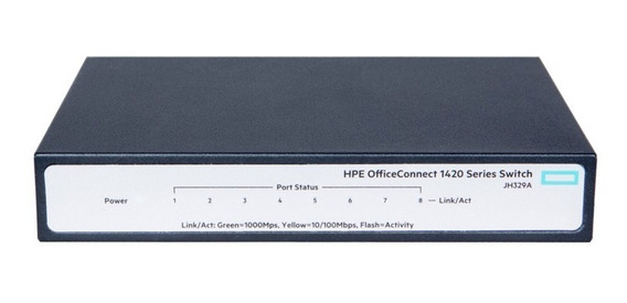 Switch Hpe Office Connect 1420 24g 2sfp - Hewellet Packard
