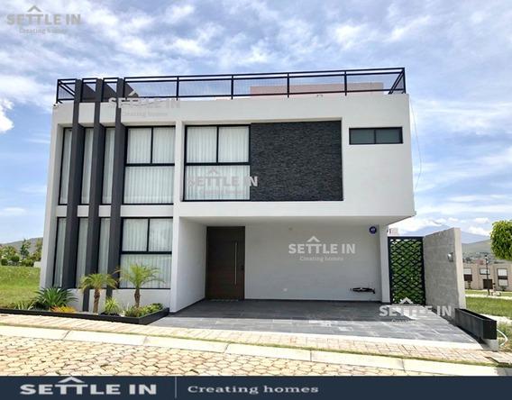 A01 Residencia Premium En Venta, Lomas De Angelópolis Parque Jalisco