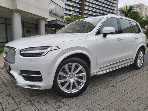 Volvo Xc90 2.0 Inscription Turbo Gasolina 4p ..