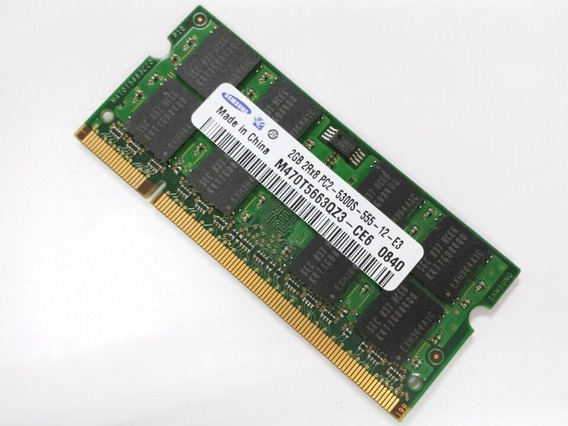 Memoria Note 2gb Compaq Presario Cq40-536 Cq40-537 Cq40-538