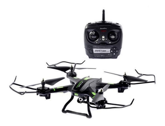 Drone Goal Pro H28 Avatar / Câmera 2mp / 2.4ghz - Preto
