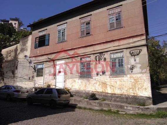 Casa - 04 Quartos - Santo Cristo - Meca40025