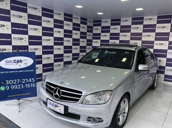 Mercedes-benz C 200 Kompressor Avantgarde 1.8 2008