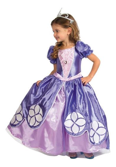 Disfraz Disney Princesa Sofia 2018