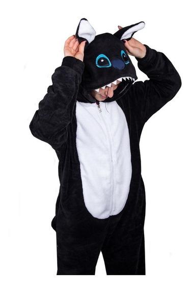 Pijama Kigurumi Stich Plush Importado Unicornio
